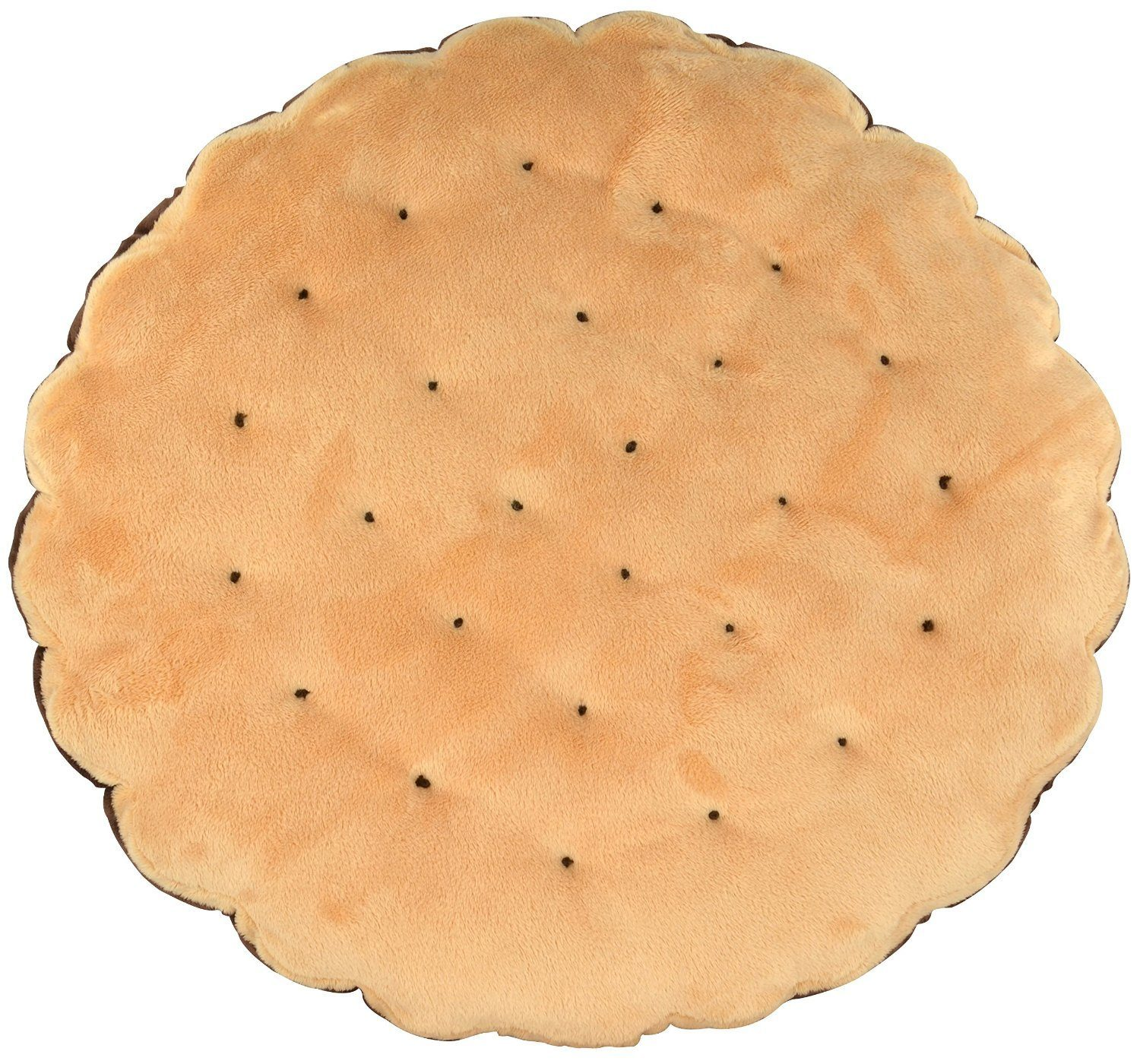 cojín galleta de chocolate