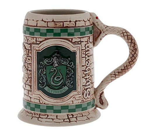 taza escudo harry potter