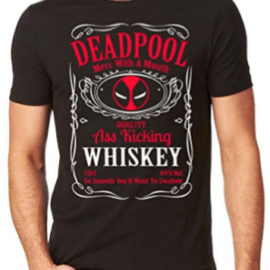 deadpool camiseta comprar