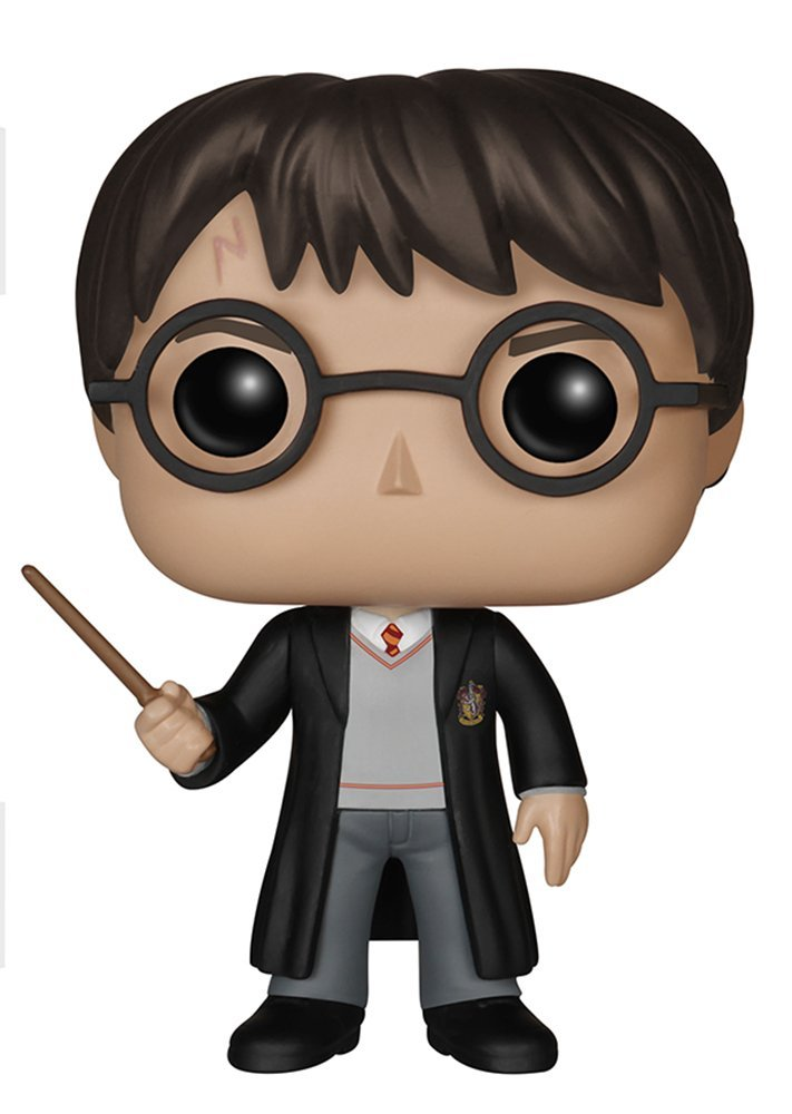 muñeco pop harry potter