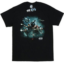 camiseta rogue one