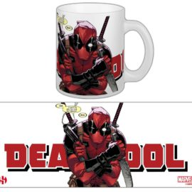 deadpool taza