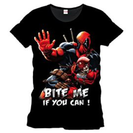 Camiseta Bite Me If You Can