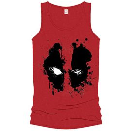 Camiseta de tirantes Splash Head Chica