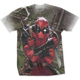 Deadpool Cash Sublimation Marvel X-Men