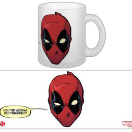 Taza Deadpool Gonna Die